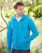62062 FRUIT OF THE LOOM CLASSIC HOODED SWEAT JACKET